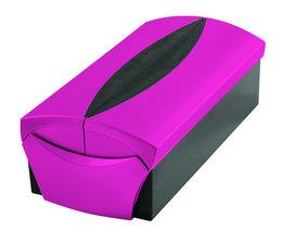 HAN HA-2000-96 Visitekaartbox VIP Inclusief Tabkaart New Colour Roze