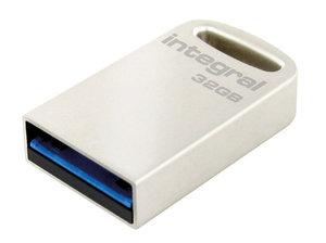 Integral INFD32GBFUS3.0 Usb Stick Usb 3.0 32 Gb Aluminium