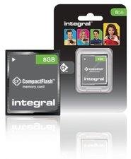 Integral INCF8GV2 Cf (compact Flash) Geheugenkaart 8 Gb