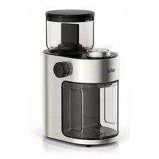 Braun KG 7070 Koffiemolen 110W RVS/Zwart