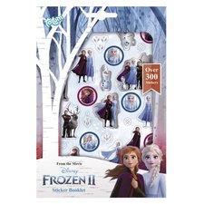 Totum Disney Frozen 2 Stickerboek met 300+ Stickers Doos 6 Stuks