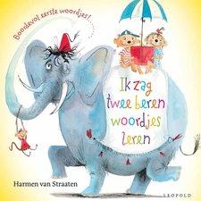Boek Ik Zag Twee Beren Woordjes Leren