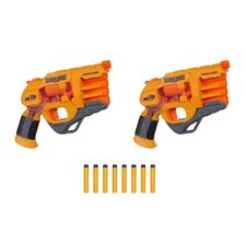 Nerf Doomlands Persuader 2 Pack + 8 Darts