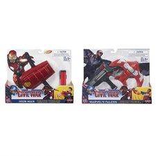 Hasbro Marvel Missie Uitrusting Assorti
