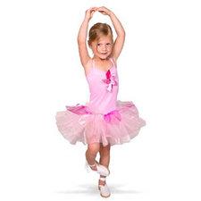 Folat Ballerina Jurkje 3-5 jaar