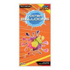 Aqua Fun Waterballonnen Inclusief Aansluiting 300 Stuks