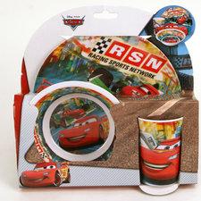 Disney 8726390 Cars Melamine Set 3-delig