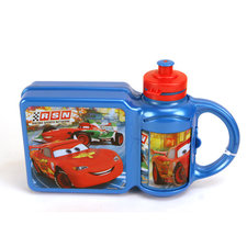 Disney Cars Lunchbox en Drinkfles Set