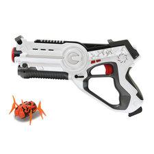 Jamara JAM-410065 Lasergevecht Set Insectenjacht + Licht & Geluid Wit/Oranje