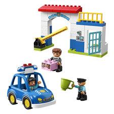 Lego Duplo 10902 Politiebureau met Licht en Geluid