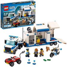 Lego City 60139 Mobiele Commandocentrale