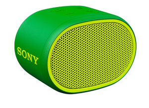 Sony SRSXB01G Bluetooth Speaker Groen