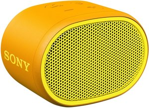 Sony SRSXB01Y Bluetooth Speaker Geel