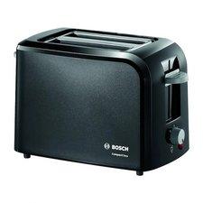 Bosch TAT3A013 CompactClass Broodrooster Zwart