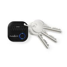 Nedis TRCKBT30BK Tracker Bluetooth Werkt Tot 50 M Met Bewegingsdetectie Zwart