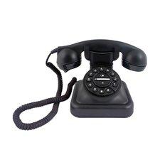 Profoon Graham Retro Telefoon Zwart