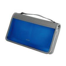 Hama Cd Wallet Voor 96 Cd'S Blauw