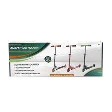 Alert Outdoor Aluminium Step Zwart/Groen