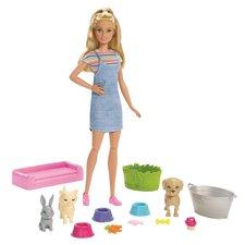 Barbie Play 'N' Wash Pets Set