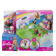 Barbie Chelsea's Voetbalspeelset