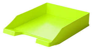 HAN HA-1027-X-50 Brievenbak A4 Standaard Plastic Trend Colour Lemon