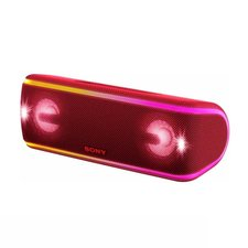 Sony SRSXB41R EXTRA BASS Draagbare Bluetooth-Speaker + LED Rood