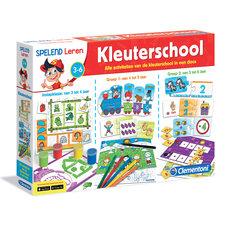 Clementoni Leerspel Kleuterschool