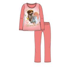 Pyjama Hond/Kat Maat 110/116
