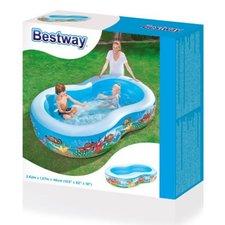Bestway Opblaasbaar Zwembad 262x157x46 cm