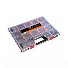 Neo Tools Organizer 6.5x39x29 cm Zwart/Rood