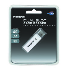 Integral INT6IN1SDXC Kaartlezer