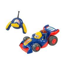 Clementoni Baby RC Raceauto Deen + Licht en Geluid