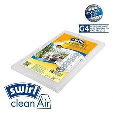 Swirl Clean Air Airfilter RLF-M-G4-141075 G4 Filtermat