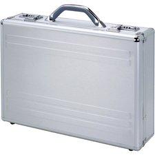 Juscha JU-45131 Laptopkoffer Alumaxx Kronos Zilver Aluminium.