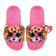 TY Fashion Slippers Luipaard Giselle Maat 32-34 6 Stuks