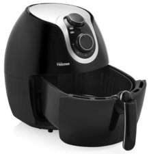 Tristar FR-6996 XXL Hot Air Fryer Zwart/Zilver 5.2L 1800W