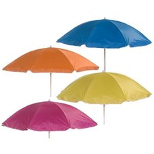 Summertime Mix Parasol 180cm Assorti