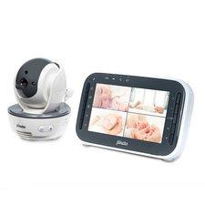 Alecto DVM-200 Babyfoon met Camera Wit/Antraciet