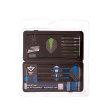 Longfield Darts Brass Steeltip Dartset