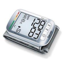 Beurer BC50 Pols Bloeddrukmeter Zilver/Wit