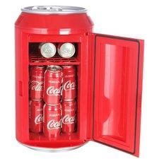 Emerio RE117331 Coca-Cola Mini Koelkastje 220V/12V 12 Blikjes
