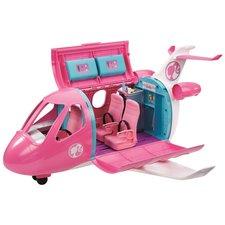 Barbie Droomvliegtuig met Accessoires