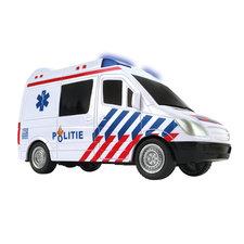 Politiebus met Licht en Geluid