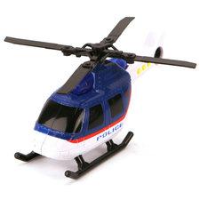 Politiehelikopter met Licht en Geluid