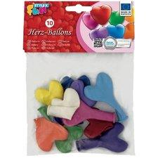Ballonnen Hart 10 Stuks