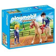 Playmobil 6933 Voltigeteam met Paard