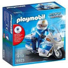 Playmobil 6923 Politiemotor