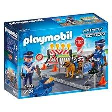 Playmobil 6924 Politiewegversperring