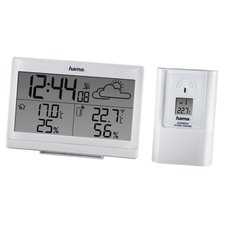 Hama Elektronisch Weerstation EWS-890 Wit