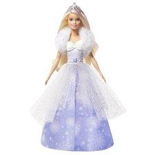 Barbie Dreamtopia Ultieme Prinsessenpop + Outfit en Borstel